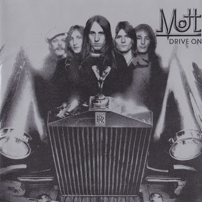 Mott - Drive On 1975 (UK, Glam Rock, Hard Rock)