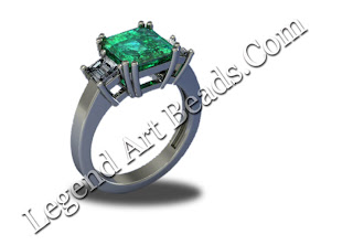 Synthetic ring