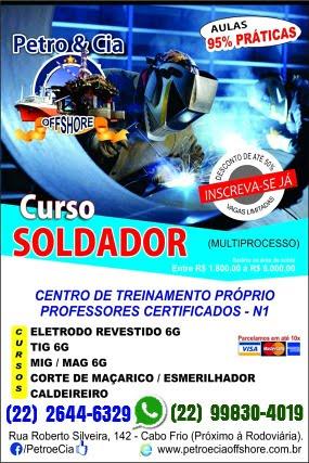 Cursos Petro & Cia Cabo Frio