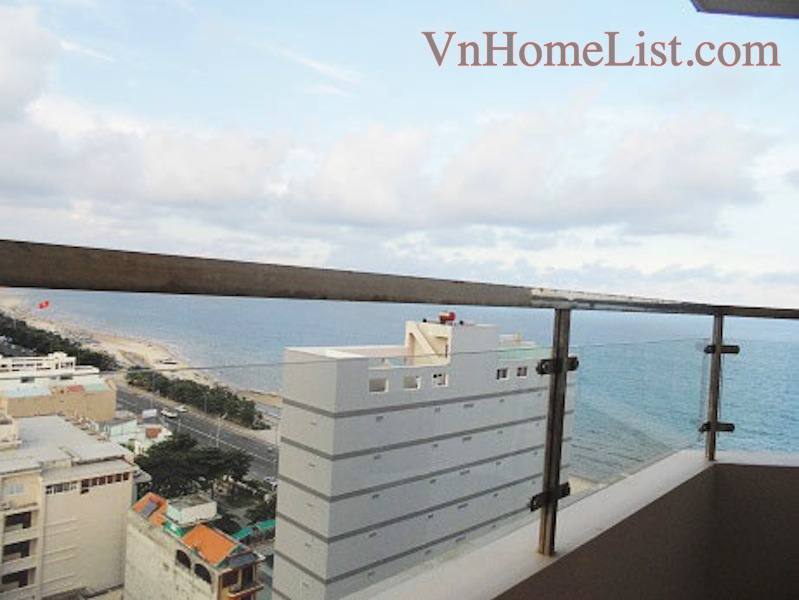 Vung Tau Apartment For Rent Sea View - Usd  750