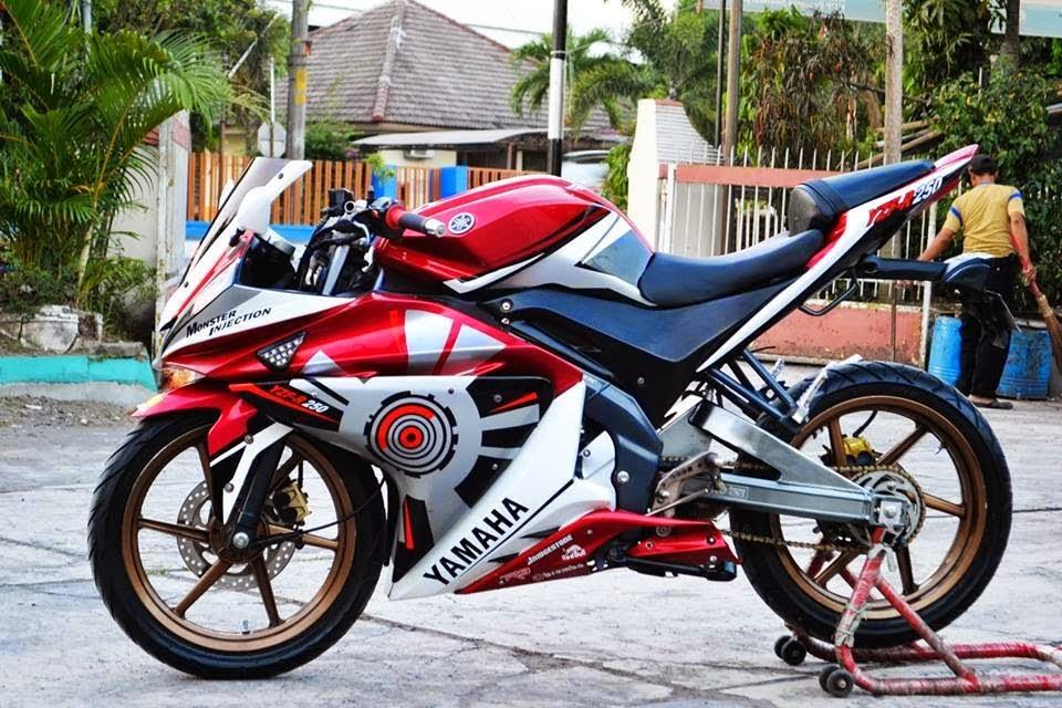 Gambar Modifikasi Motor Yamaha New Vixion 2014   cahyasma - DP BBM
