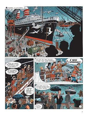Gringos Locos: Franquin, Morris y Jijé en America, por Yann y Schwartz (PREVIEW Y COMENTARIOS) Adelantos%2Bgringos%2B03
