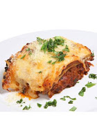 filete de ternera con bechamel
