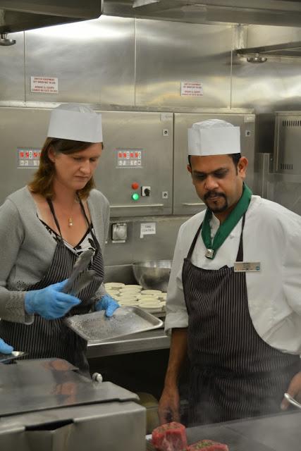 Murano cooking class