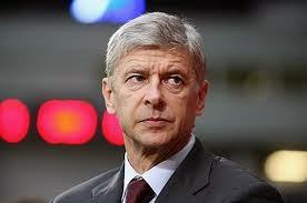 Wenger response to Sherwood sacking