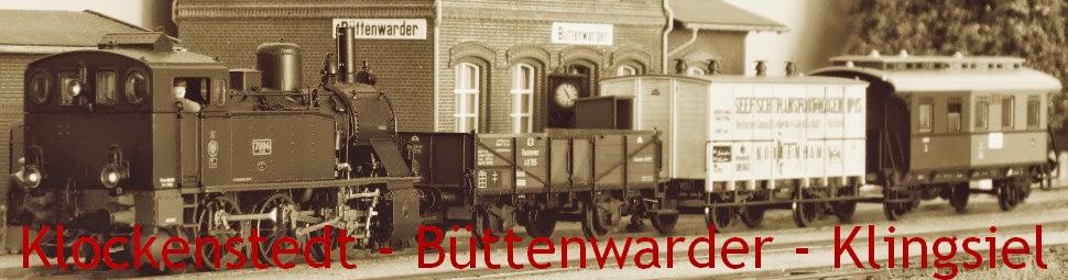 Klockenstedt-Büttenwarder-Klingsiel