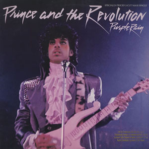Prince & The Revolution - Purple Rain
