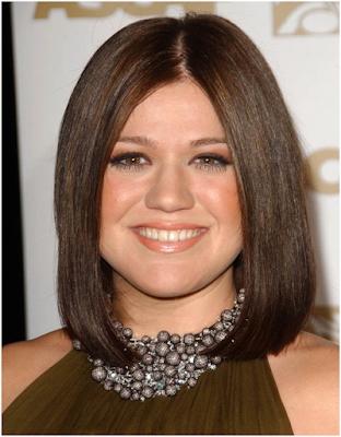 Symmetric Collar Length Bob Hair Cut