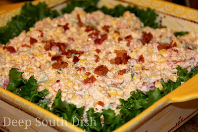 Deep south dish southern easter menu ideas and recipes salads forumfinder Images