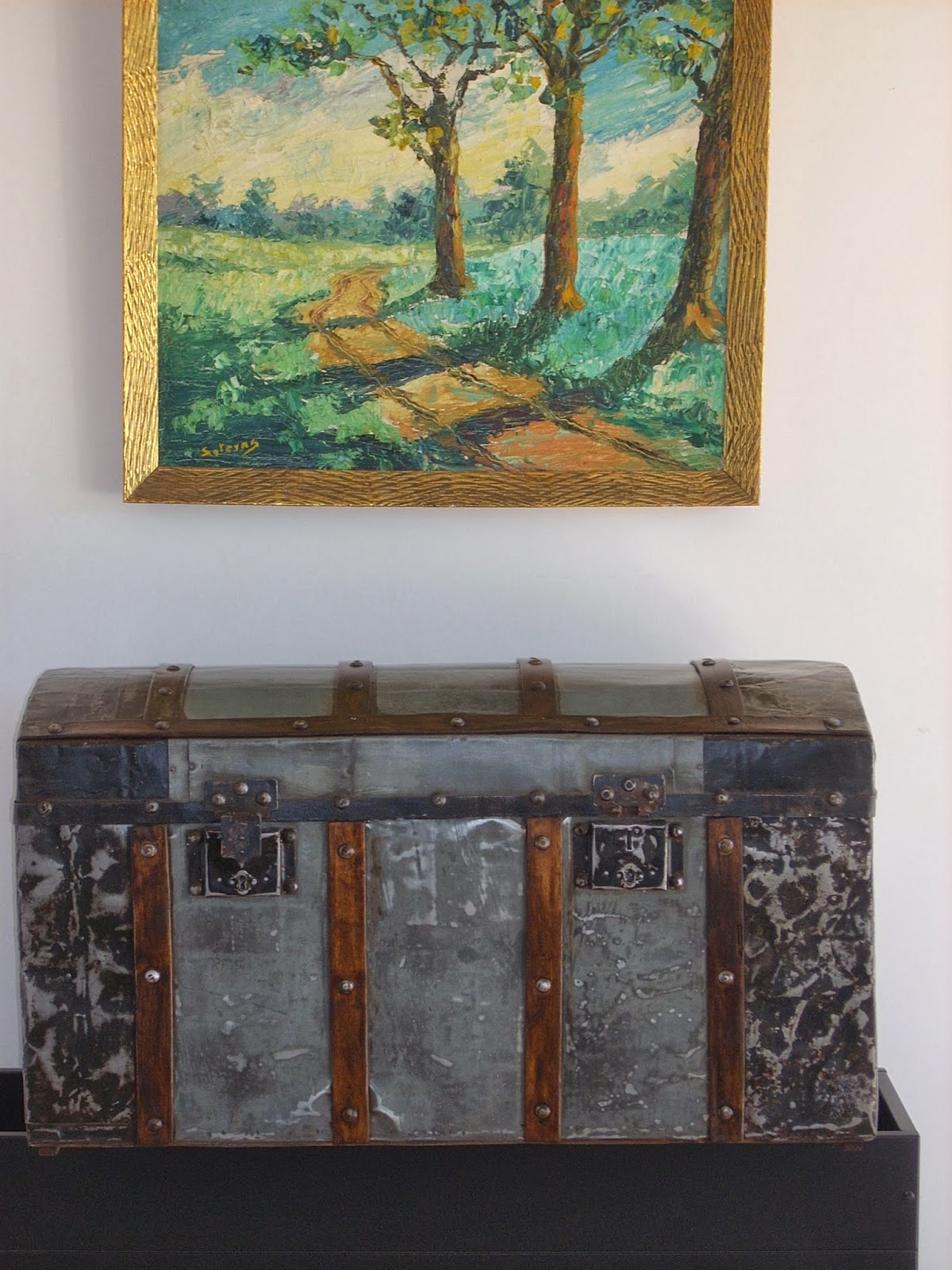 fotos de muebles antiguos restaurados
