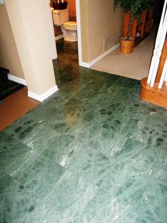 Decoupage Flooring