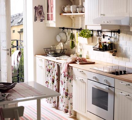 A doble altura decoraci n cocinas a tu gusto - Ikea accesorios cocina ...