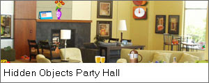 Hidden Objects Party Hall