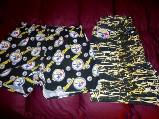 The last time I wore either of these was Super Bowl XXX in 1995, ...