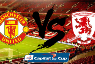 Manchester United vs Middlesbrough