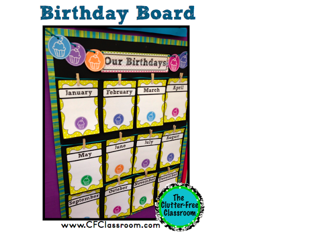 Tips for Managing and Celebrating Student Birthdays in the Classroom