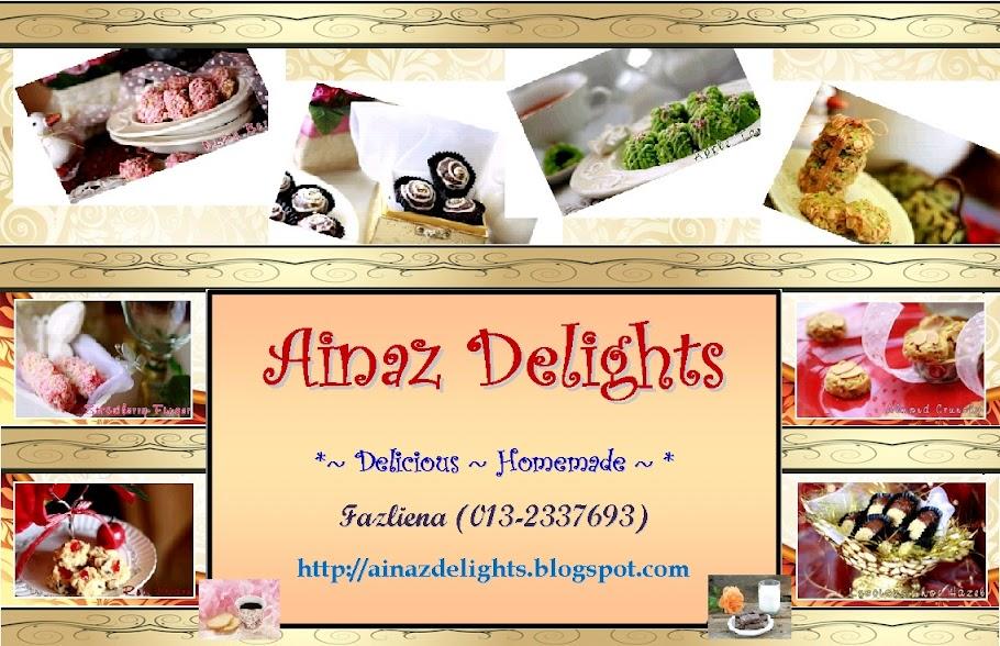 Ainaz Delights