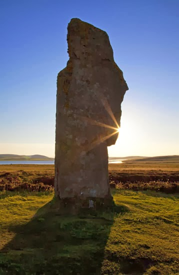 Ring of Brodgar Orkney, Scotland, UK