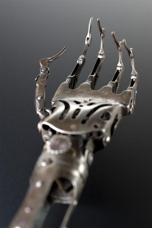 Antique Prosthetic Arm
