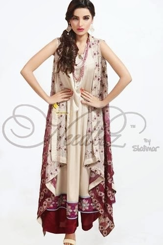 Needlez by Shalimar Lawn 2014
