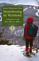 Vermont First Hikes, Snowshoeing in Little River State Park