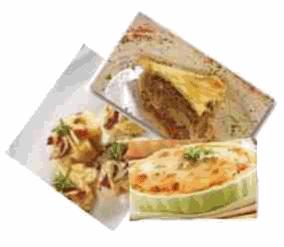 resep cara membuat kue pia isi daging enak dengan rasa khas