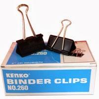 binder clip kenko 260