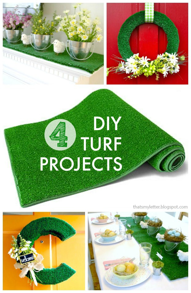 diy turf projects
