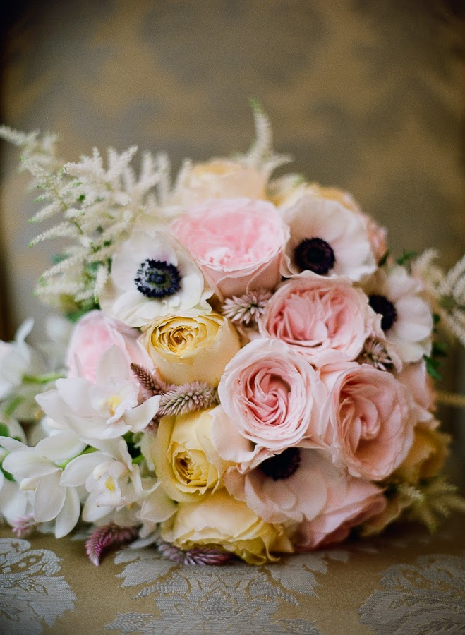 The Plaza Hotel NYC Wedding Bouquet