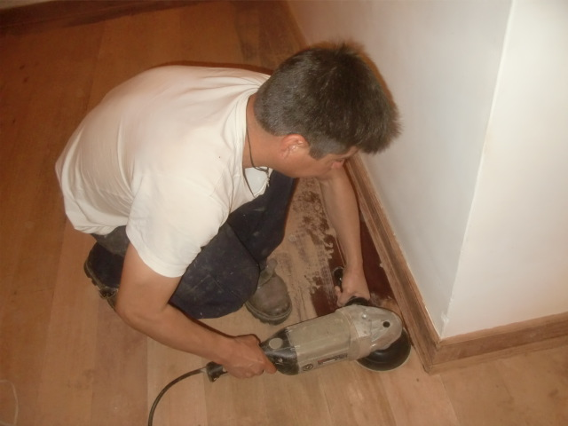 Como pulir marmol con amoladora