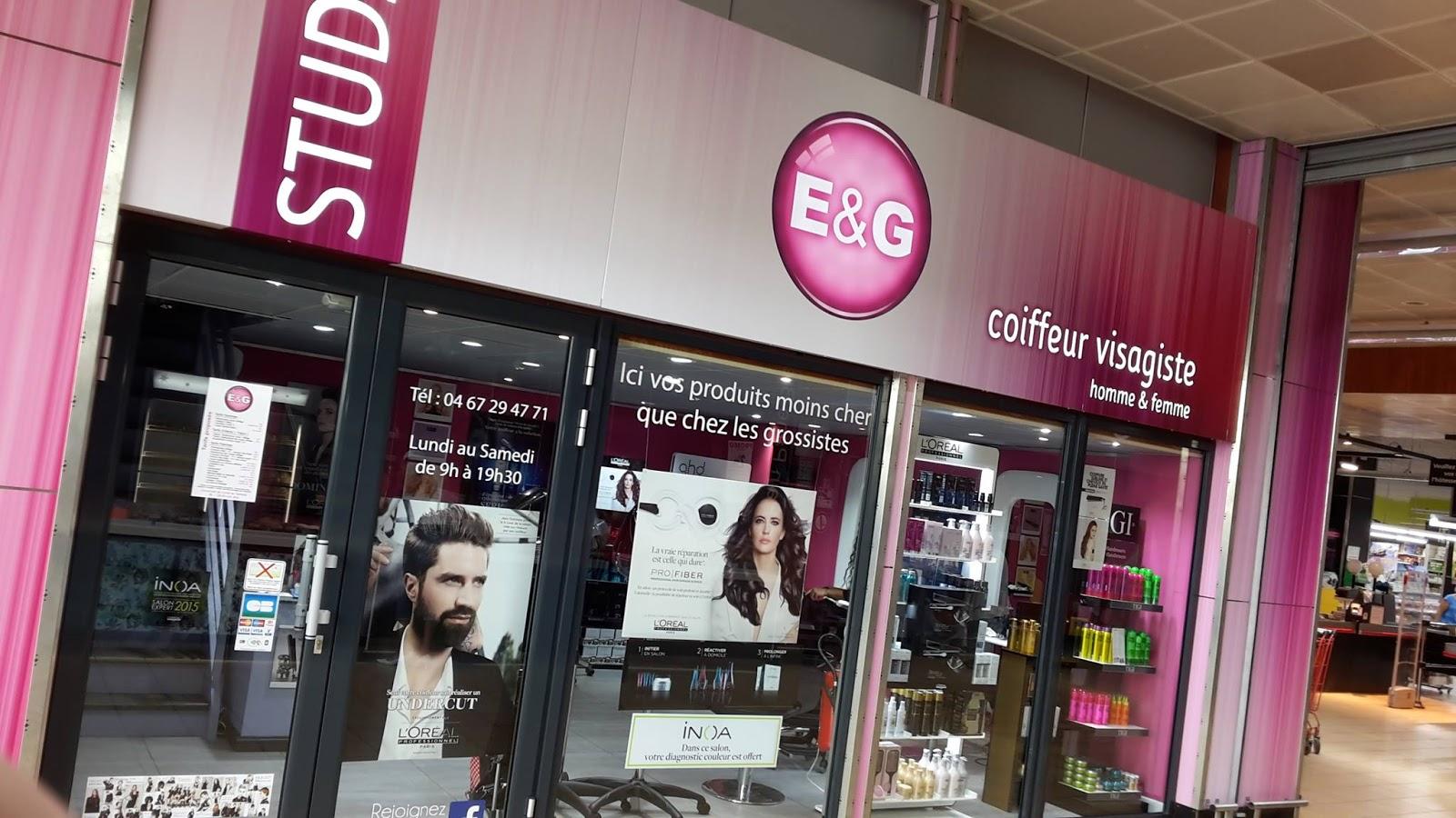 salon de coiffure e g situ au 41 avenue georges clemenceau 34000 montpellier - Coiffeur Coloriste Montpellier