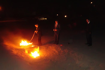 Another shirt/suit/tie burning ceremony.