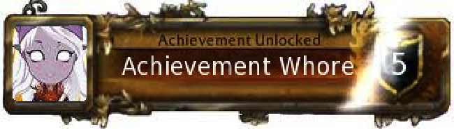 Achievement Whore