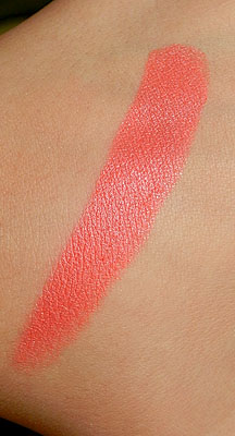 mac costa chic swatch