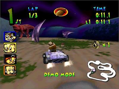Walt Disney World Quest Racing Game Portable 2