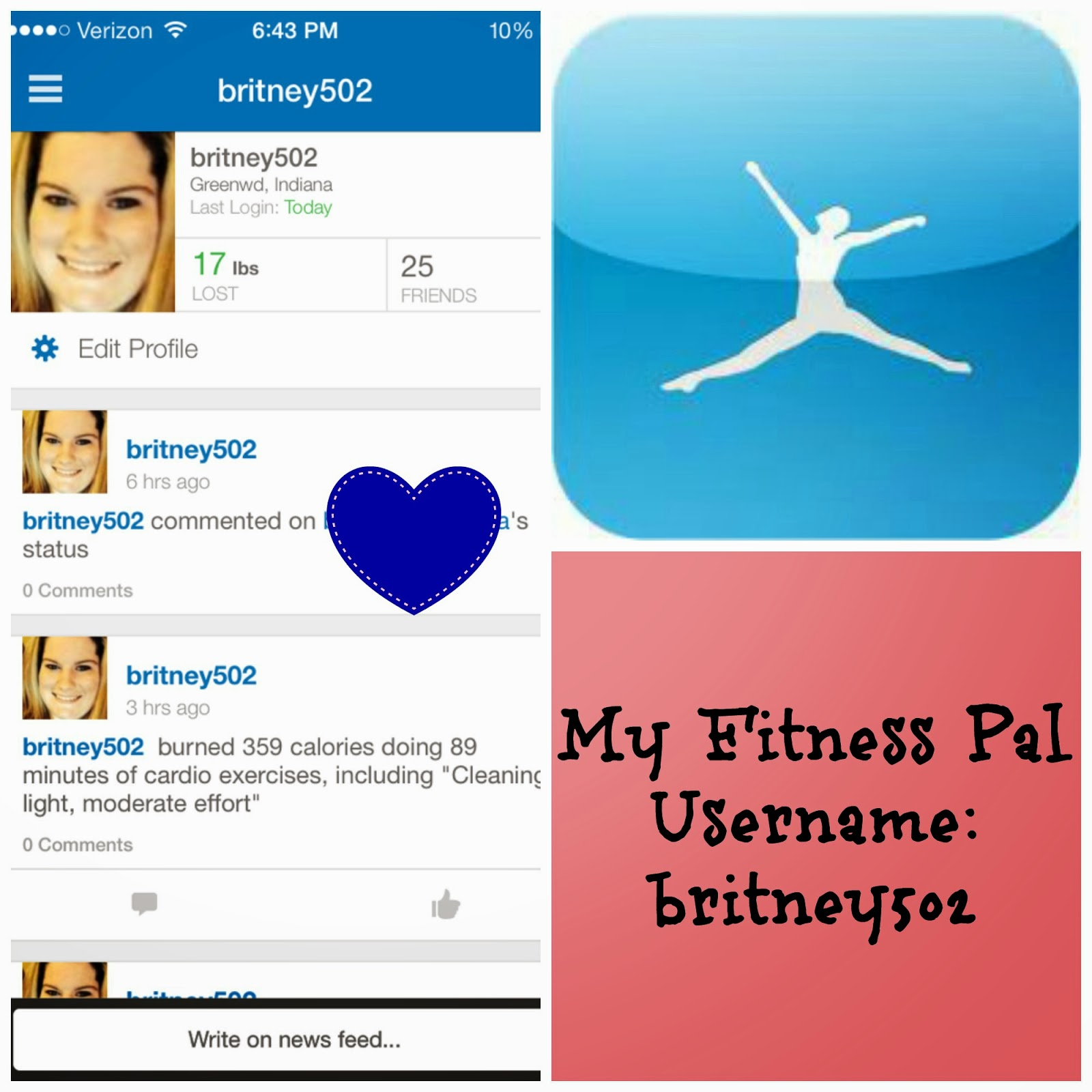 Picture suggestion for Fitness Pal