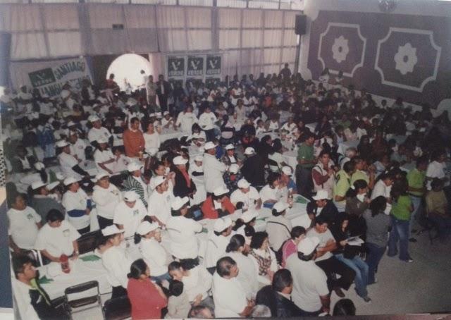 EVENTO EN CHICOLOAPAN