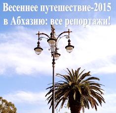 Солнечная Абхазия!