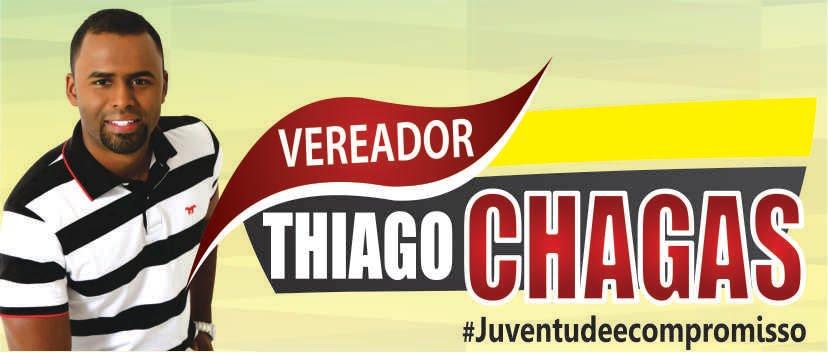 Vereador Thiago Chagas