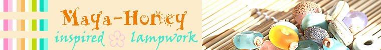 Maya-Honey Lampwork