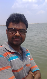 patna Ganga Ghat, Ujjwal Kumar Sen, Blogger