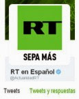 Twitter RT Español