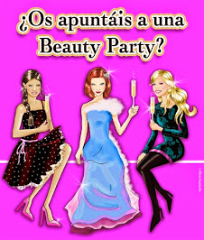 ¿Os apuntáis a una Beauty Party?