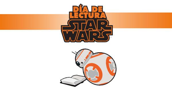 Día Lectura Star Wars