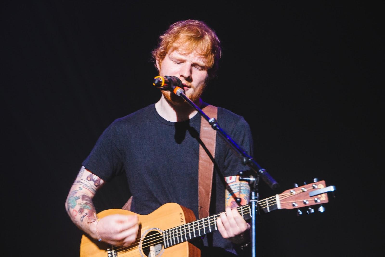 Ed Sheeran No.6 Collaborations