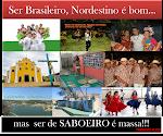 """Amo meu Saboeiro no Ceará"""
