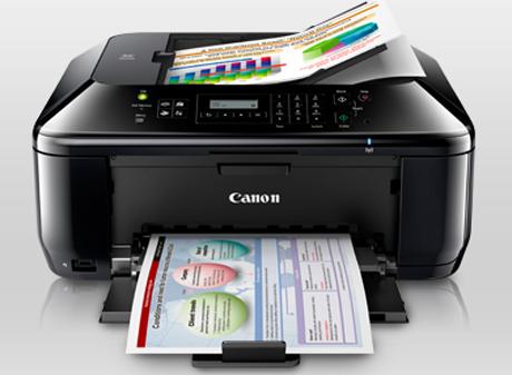 Canon PIXMA MX437 Driver Download