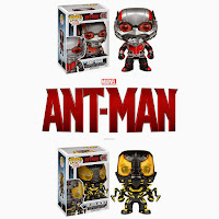 Funko Pop! Ant-Man & Yellow Jacket