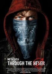 Metallica Through The Never 2013 di Bioskop