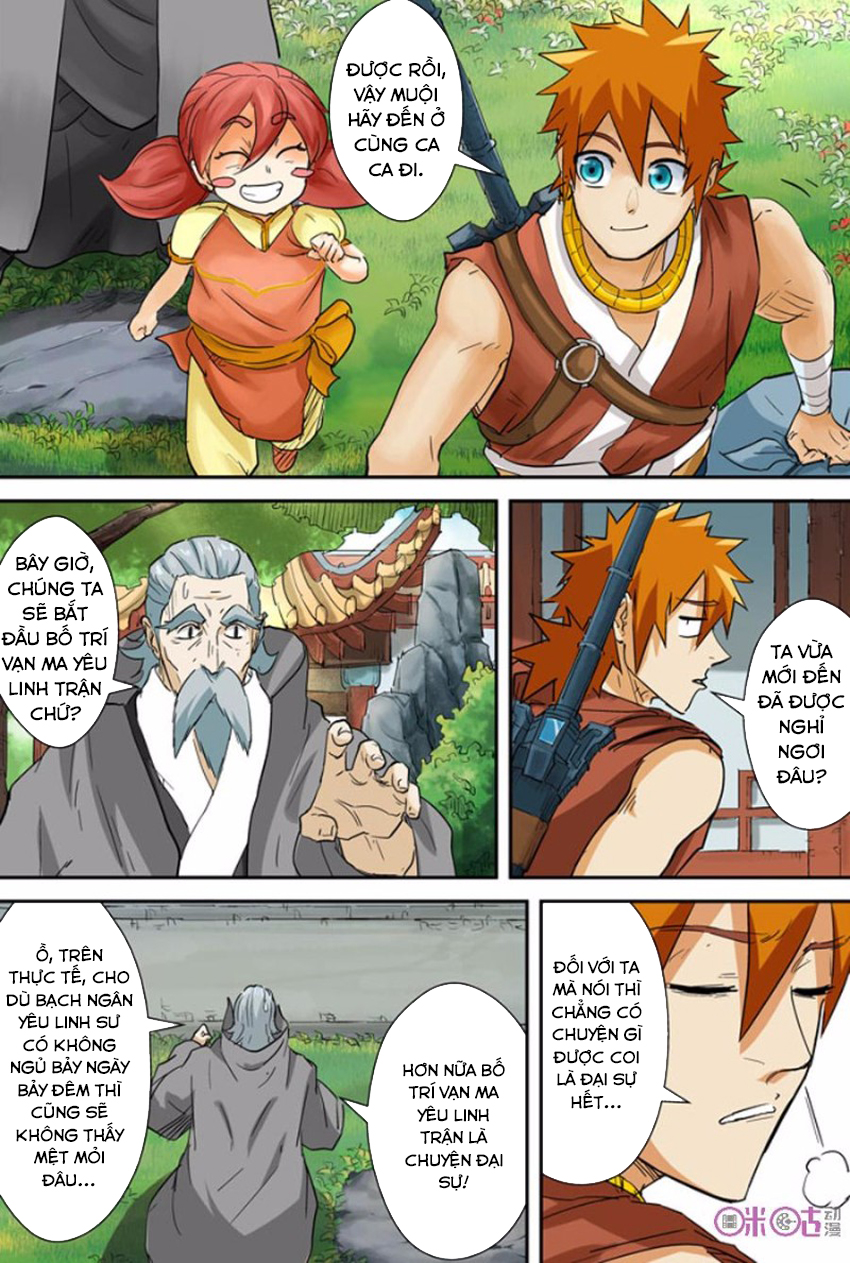 Tales of Demons and Gods chap 122 Trang 8 - Mangak.info